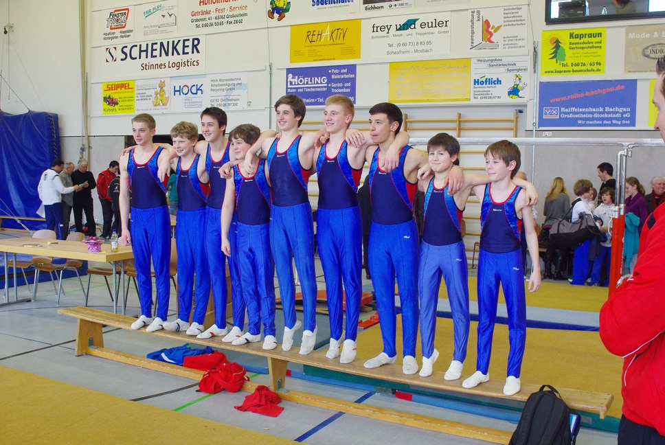 Best of 2010_Hessenmeisterschaft_Team